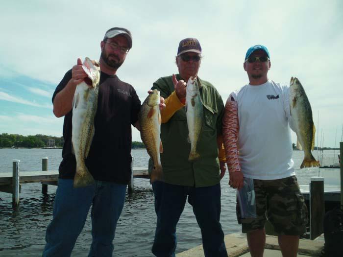 Pensacola fishing charters flounder 2015 for Pensacola fishing charters